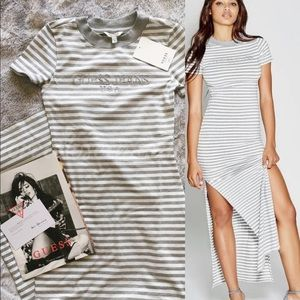 Guess A$AP Rocky Maxi Dress